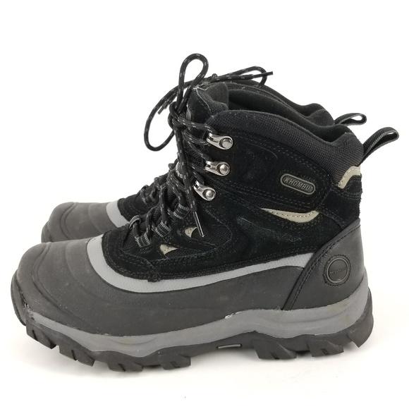 4a637fb1149 Khombu Men's Flume Hiking Winter Snow Boots 9 EB29